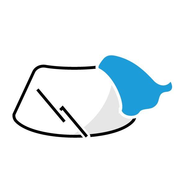 Glasreinigungstücher