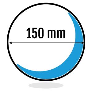 150mm