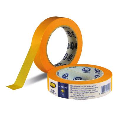 HPX - Abklebeband 4400 - orange  6mmx50m