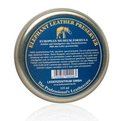 Colourlock - Elephant Lederfett, 125 ml
