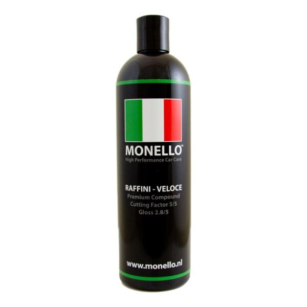 Monello - Raffini Veloce 250ml (Step 1)