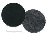 Lake Country - Microfiber Polishing Pad schwarz 134mm