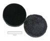 Lake Country - Microfiber Polishing Pad schwarz 83mm