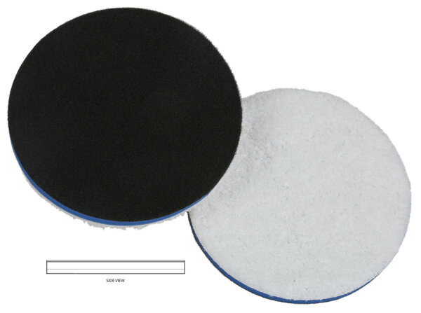 Lake Country - Mircofiber Cutting Pad weiß 134mm
