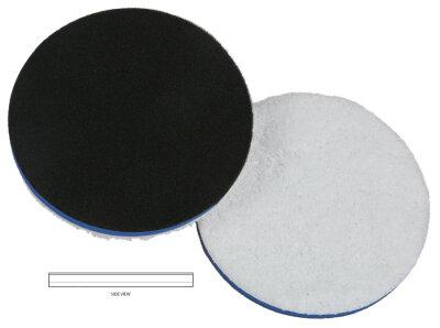Lake Country - Mircofiber Cutting Pad weiß 134mm