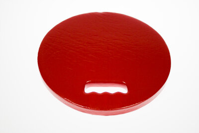 Grit Guard - Sitzkissen rot