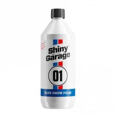 Shiny Garage - Blue Snow Foam Shampoo ph-neutral 1000ml