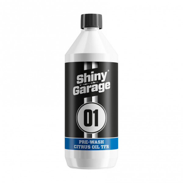 Shiny Garage - Pre-Wash Citrus Oil 1000ml