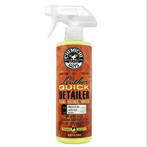 Chemical Guys - Leather Quick Detalier 473ml