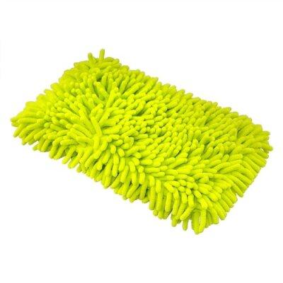 Chemical Guys - Microfaser Scratch Free Wash Pad grün