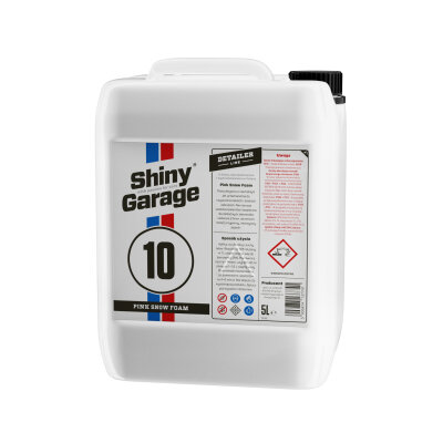 Shiny Garage - Pink Snow Foam Shampoo ph-neutral 5000ml