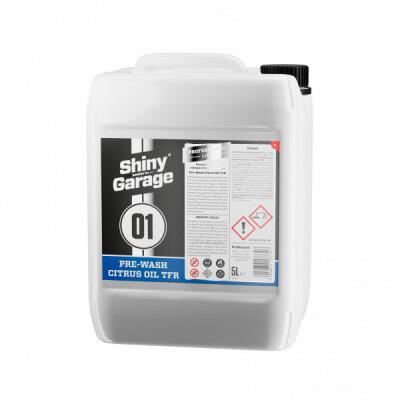 Shiny Garage - Pre-Wash Citrus Oil TFR 5000ml