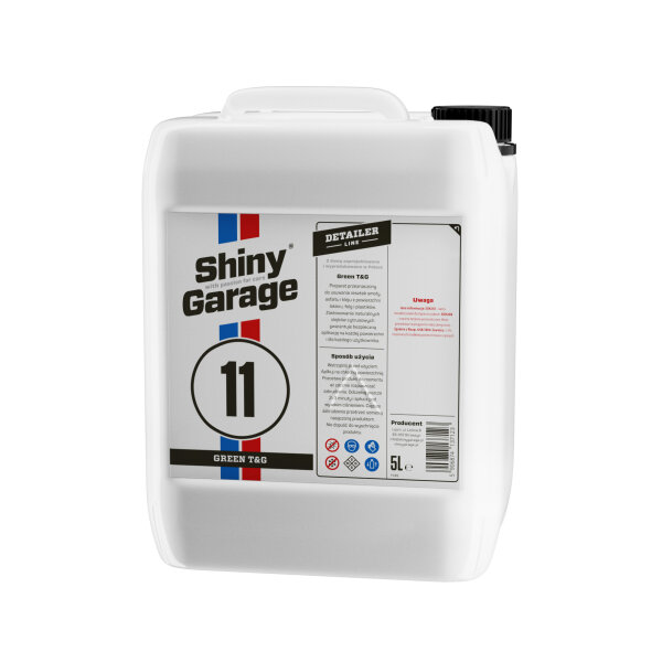 Shiny Garage - Green Tar&Glue 5000ml