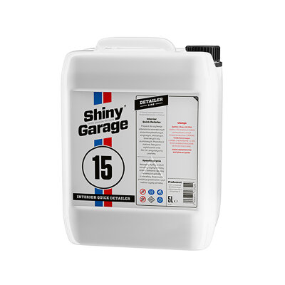 Shiny Garage - Interior Quick Detailer 5000ml