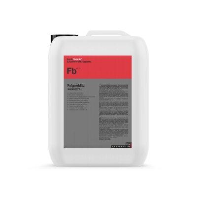 Koch Chemie - Fb Felgenblitz säurefrei 11kg
