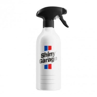 Shiny Garage - 500ml Flasche leer mit Sprühkopf
