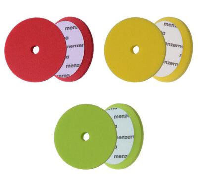 Menzerna - Polierpad Set Step 1-3 130-150mm