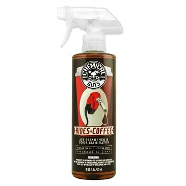 Chemical Guys - Rides & Coffee Duftspray 473ml