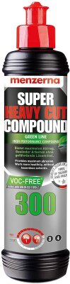 Menzerna - Super Heavy  Cut Compound 300 Green Line - 250ml