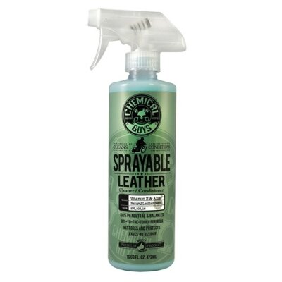 Chemical Guys - Sprayable Leather Conditioner &...