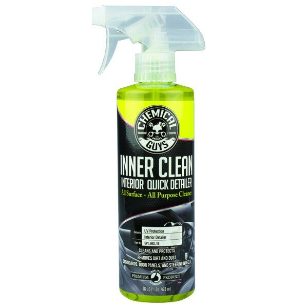Chemical Guys - Inner Clean Interior Quick Detailer & Protectant 473ml