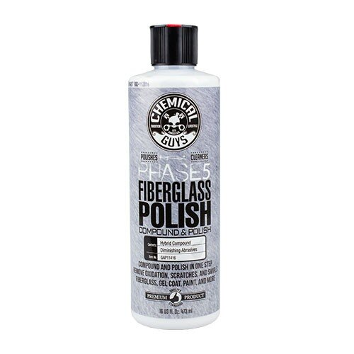 Chemical Guys - Phase 5 Fiberglass Polyester Gelcoat Polish 473ml