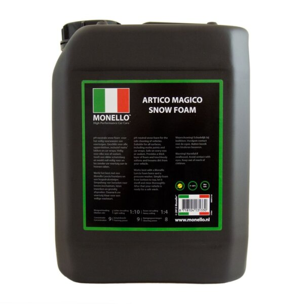 Monello - Artico Magico Snow Foam 5000ml