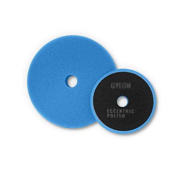 Gyeon - Q²M Eccentric Polishing Pad 145mm Blau