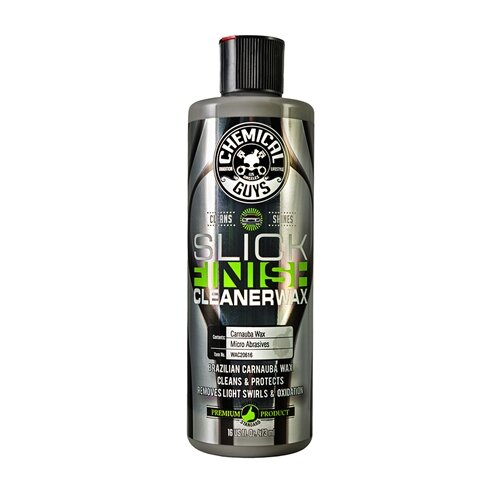 Chemical Guys - Slick Finish Cleaner Wax 473ml