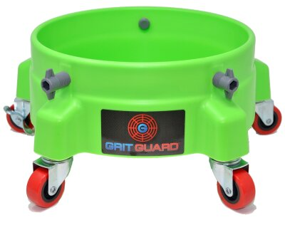 Grit Guard - Rollensystem Dolly green