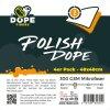 "DopeFibers - PolishDope ""Cut"" - 4er Pack gelb"