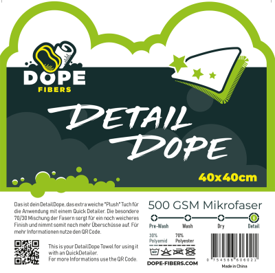 DopeFibers - DetailDope (70/30 Mischung)