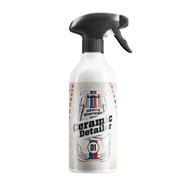 Shiny Garage - Ceramic Detailer 500ml
