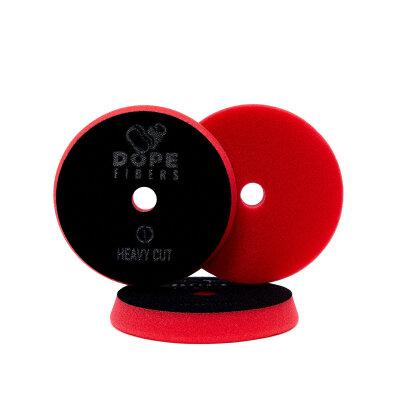 DopeFibers - HeavyCutPadDope 130-145mm (Rot)