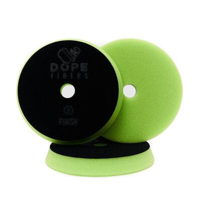 DopeFibers - FinishPadDope 130-145mm (Grün)