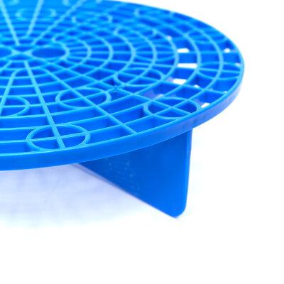 DopeFibers - Eimereinsatz Sieb Blau