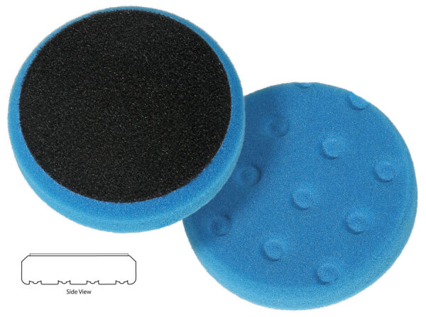 Lake Country - CCS Finishing Pad blau 90mm