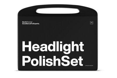 Koch Chemie - Headlight Polish Set -...