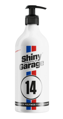 Shiny Garage - Back2Black Polymer Tire Dressing 1L