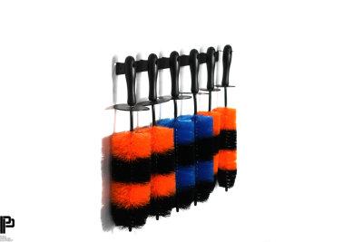 Poka Premium Equipment - 6er Bürstenhalter WSW_3