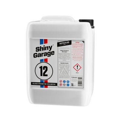 Shiny Garage - Sleek Premium Shampoo 5L