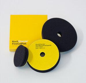 Koch Chemie - Fine Cut Pad gelb
