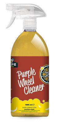 DopeFibers - PurpleWheelCleaner 1000ml