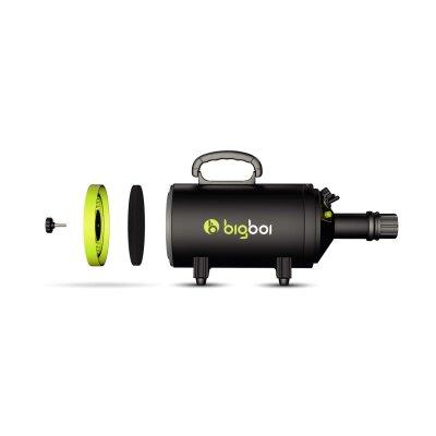 Bigboi - BlowR Mini Car Dryer Lacktrockner