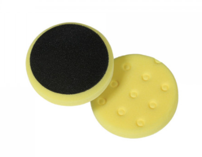 Lake Country - CCS Cutting Pad gelb 76mm