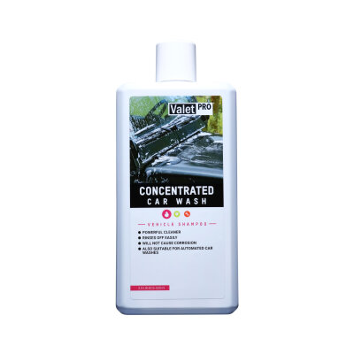 ValetPro - Concentrated Car Wash Shampoo  500ml