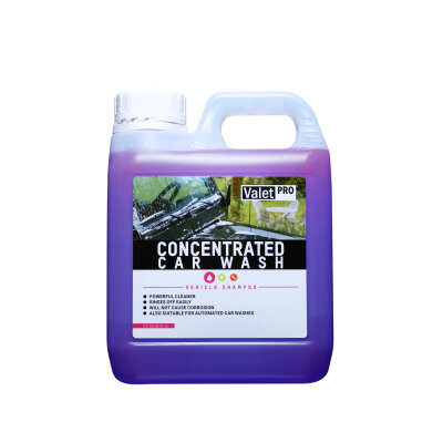 ValetPro - Concentrated Car Wash Shampoo 1000ml