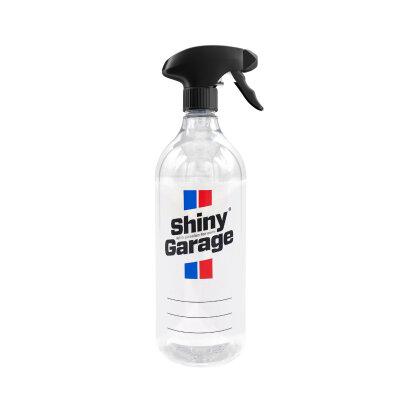 Shiny Garage - 1L Flasche leer Transparent mit...