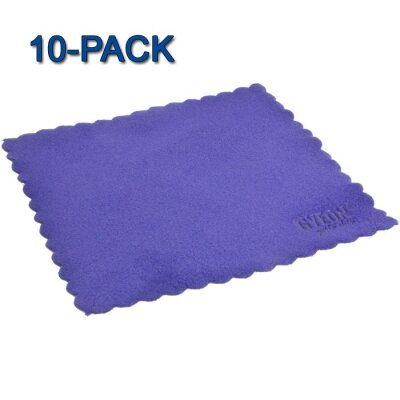 Gyeon - Q²M Suede 10x10cm 10er Pack