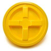 Grit Guard - Eimerdeckel gelb